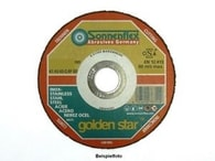 76711 Goldenstar nerez 125x0,8x22,2 mm AS60QBF-R