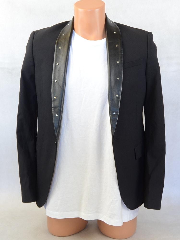 5f09509297 Sekacmix.cz - Pánské černé sako Zara - Zara - Bundy - kabáty ...