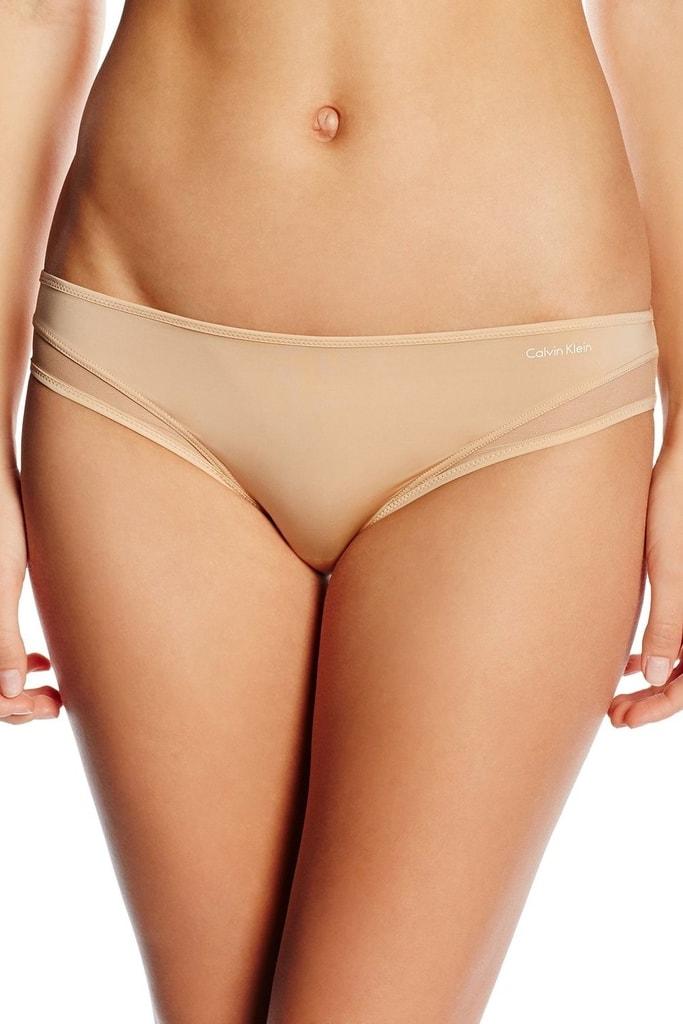 eefda33d3 Kalhotky CALVIN KLEIN Naked Touch bikini nude | CALVIN KLEIN ...