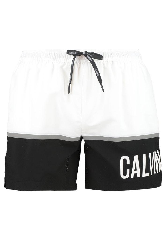 8627da31a Pánské plavky CALVIN KLEIN Medium Drawstring 100 bílé | CALVIN KLEIN ...