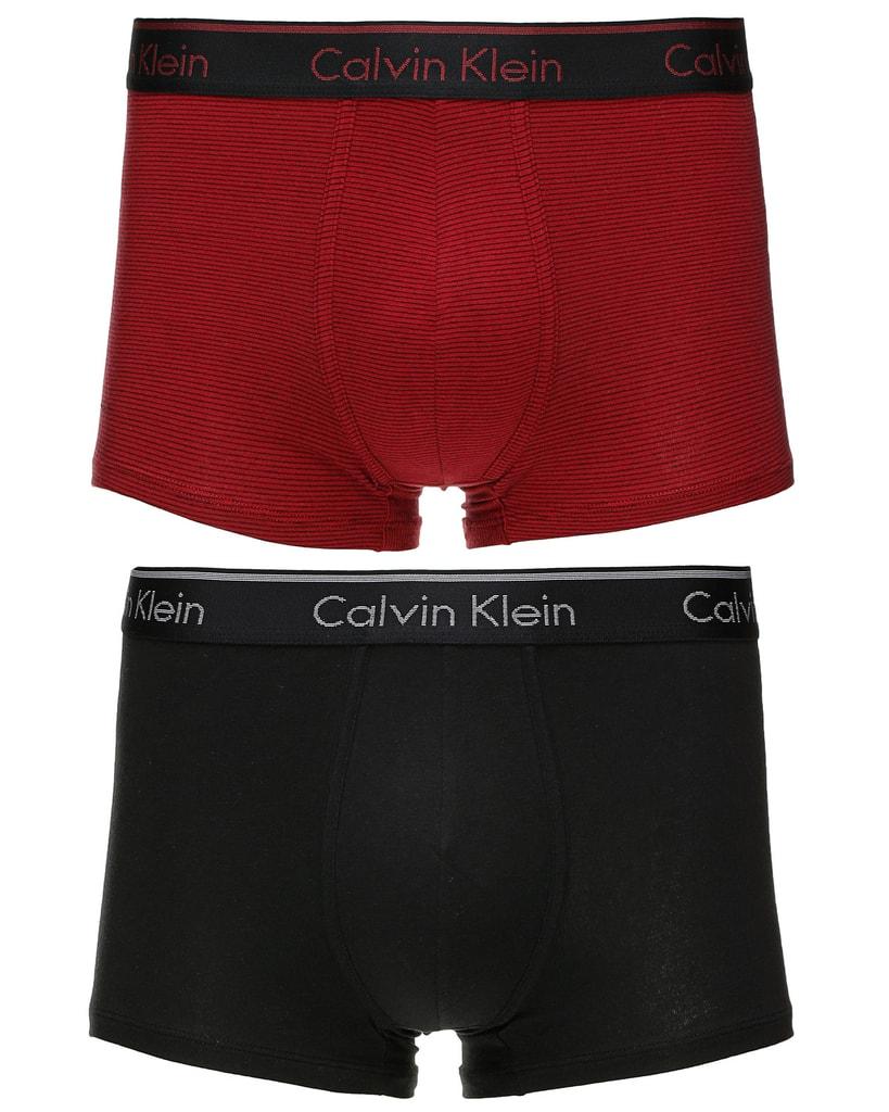 8cc35c8641 Pánské boxerky CALVIN KLEIN 2-pack v dárkovém balení