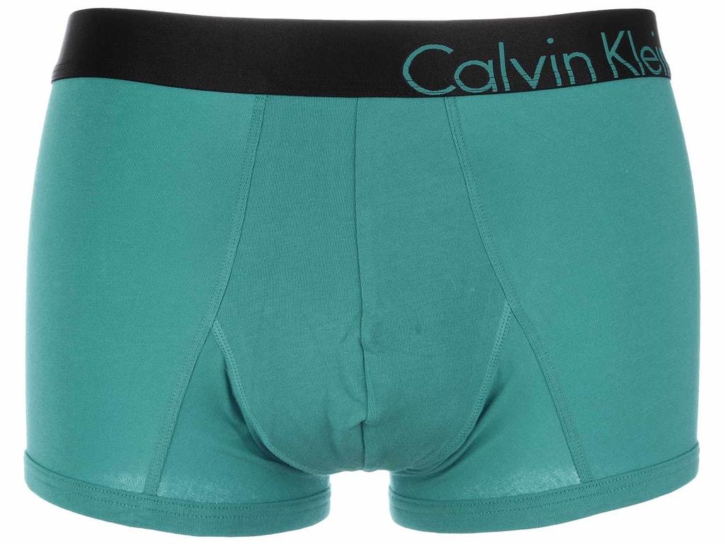 Pánské boxerky CALVIN KLEIN Bold Cotton U8902A - M