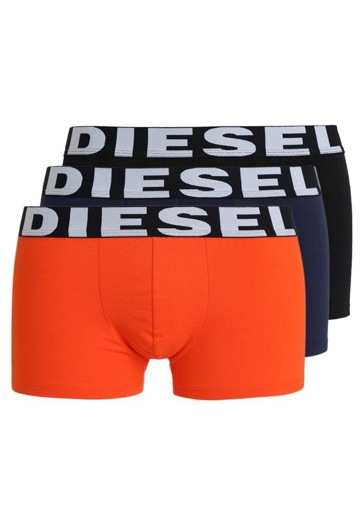 Pánské boxerky DIESEL Shawn 3-pack 05 - XL