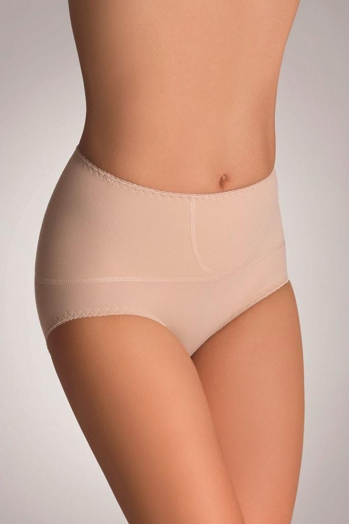 beb3fd021 Dámské kalhotky Vivien beige   ELDAR   s vyšším pasem   Kalhotky ...