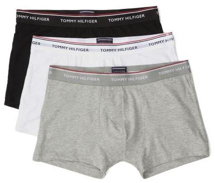 d5afa507e Pánské boxerky 3P 1U87903842-004 | Tommy Hilfiger | výhodná balení ...