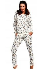 a4025b725483 Dámské pyžamo 163 173 Lovely cats