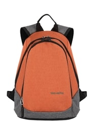 Travelite Basics Mini-Backpack Coral