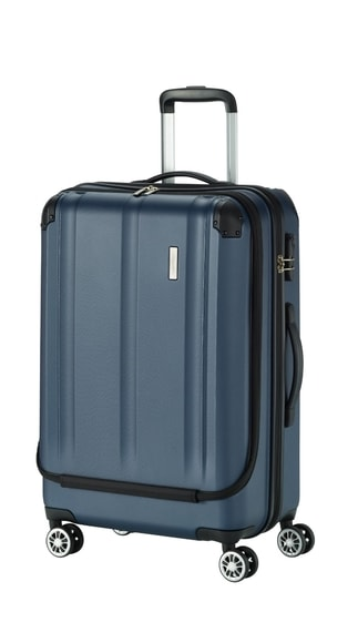 Travelite City 4w Business wheeler M Navy