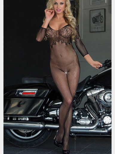 Bodystocking SOFTLINE 6240 Dragonfly