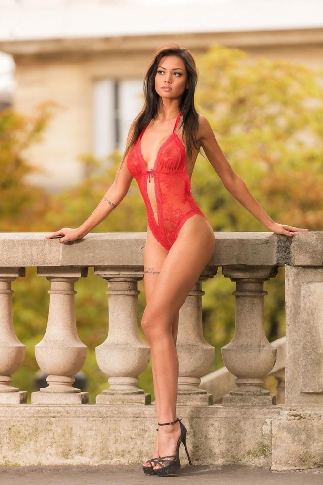 57ad778b5 Erotické body AXAMI V-6520 Vermelho   AXAMI   erotická body ...