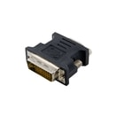 4WORLD ADAPTÉR DVI-I 24+5M - VGA F BLACK