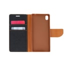 POUZDRO CANVAS  IPHONE 5/5S BLACK