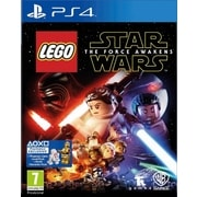 PS4 -  Lego Star Wars: The Force Awakens