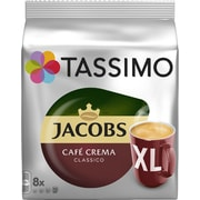 Tassimo Jacobs Cafe Crema XL - kapsle 16 ks