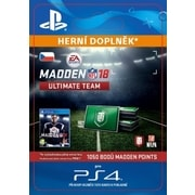 ESD CZ PS4 - 1050 Madden NFL 18 Ultimate Team Points