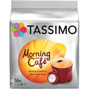 Tassimo Jacobs Morning Café - kapsle 16 ks