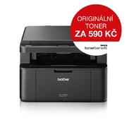 Brother DCP-1622WE Toner BENEFIT + zdarma Bluetooth sluchátka