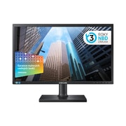 "24"" LED Samsung S24E45KBSV - Full HD, DVI, pivot"