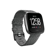 Fitbit Versa (NFC) - Charcoal Woven