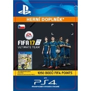 ESD CZ PS4 - 1050 FIFA 17 Points Pack