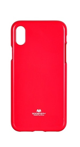 TPU POUZDRO SAMSUNG GALAXY S4 (I9500) JELLY CASE RED