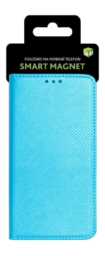 CU-BE MAGNET POUZDRO SAMSUNG GALAXY A6 2018 (A600) TURQUOISE