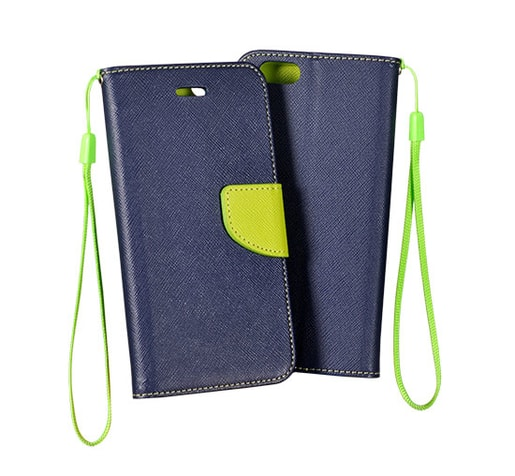 POUZDRO FANCY SAMSUNG G530 GALAXY GRAND PRIME NAVY/LIME