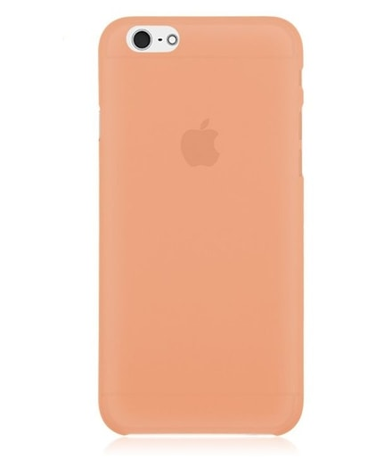 TPU POUZDRO SAMSUNG GALAXY S3 (I9300) CANDY SLIM ORANGE