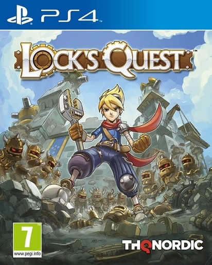 PS4 - LOCKS QUEST