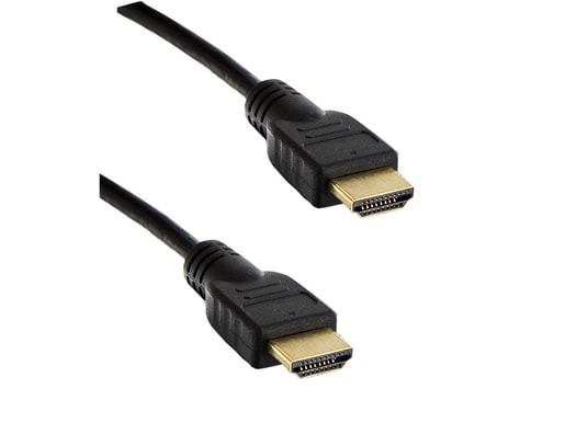 4W KABEL HDMI 1.4 HIGH SPEED ETHERNET 3.0M BLACK