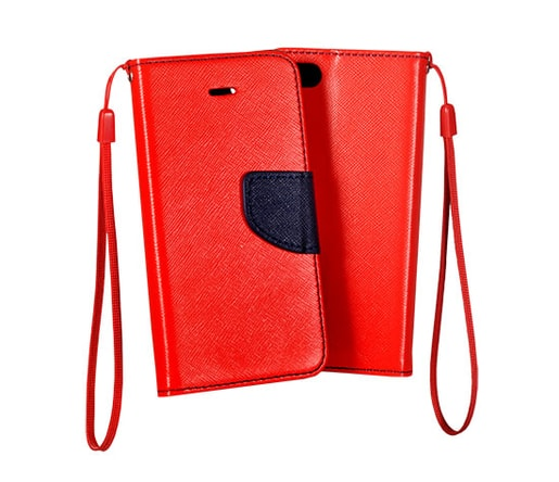 POUZDRO FANCY SAMSUNG A300 GALAXY A3 RED/NAVY