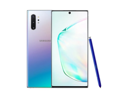 SAMSUNG GALAXY NOTE 10+ SM-N975 256GB SILVER