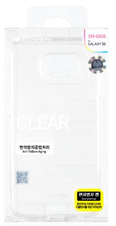 MERCURY CLEAR JELLY POUZDRO SAMSUNG A310 GALAXY A3 (2016), TRANSPARENT