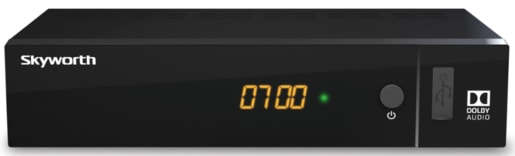 STRONG SKW T21FTA DVB-T2 HEVC - SET-TOP BOX