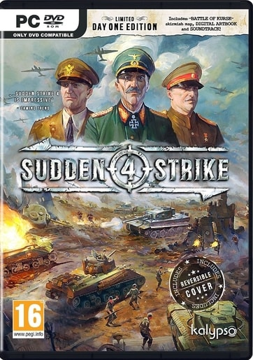 SUDDEN STRIKE 4 LIMITED DAY ONE EDITION
