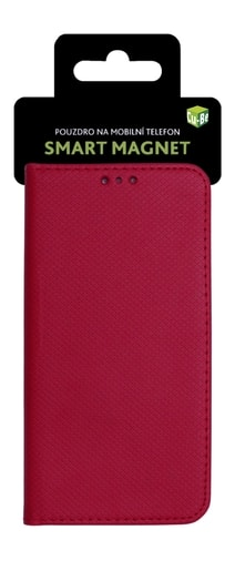 CU-BE MAGNET POUZDRO IPHONE 6/6S RED