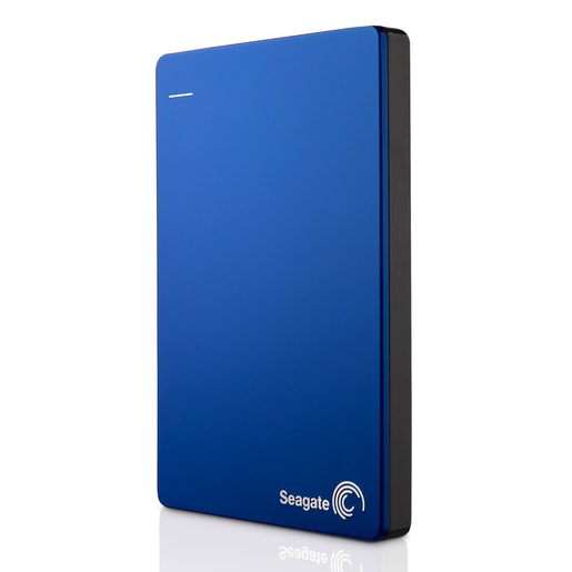 SEAGATE BACKUP PLUS 1TB, USB 3.0, STDR1000202 (MODRÝ)