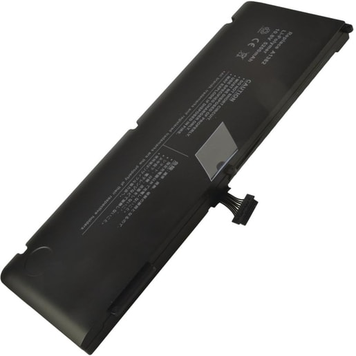 "2-POWER BATERIE 10,8V 5200MAH PRO APPLE MACBOOK PRO 15"" A1286 EARLY 2011, LATE 2011, MID 2012"