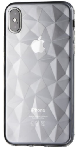 TPU DIAMOND POUZDRO  IPHONE 6 / 6S TRANSPARENT