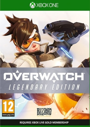 XONE - OVERWATCH LEGENDARY EN