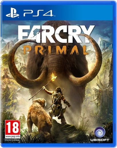 PS4 - FAR CRY PRIMAL
