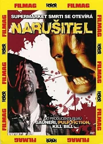 DVD Narušitel