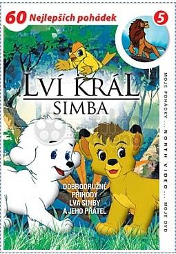 DVD Lví král - Simba 05