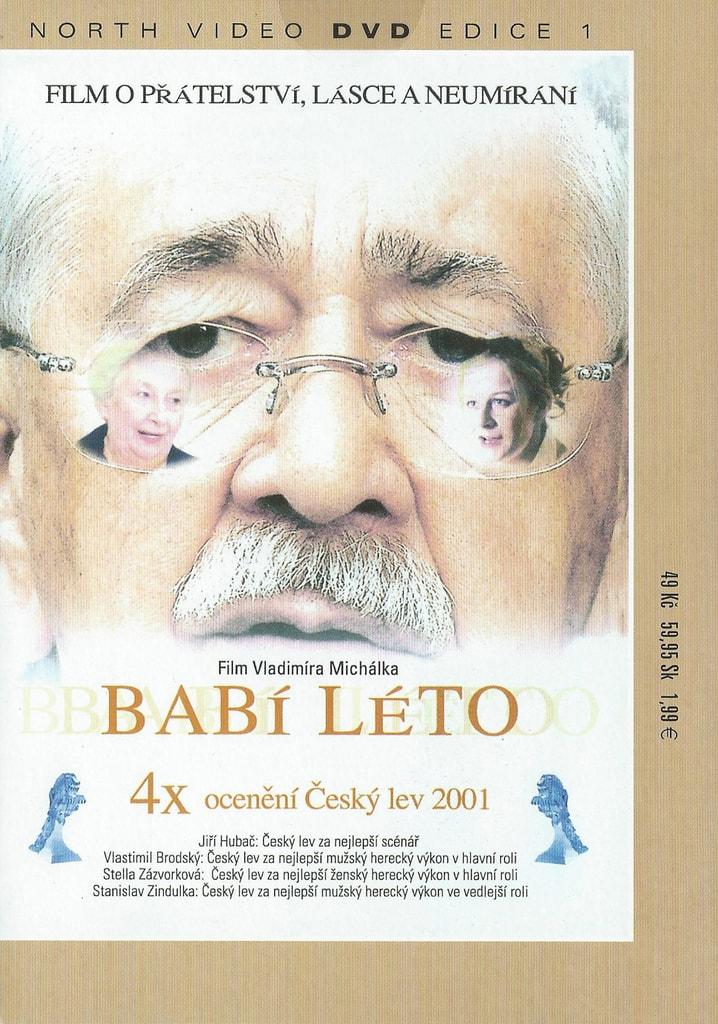 DVD Babí léto