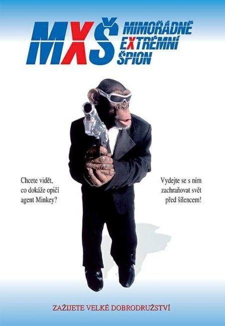 DVD MXŠ - Mimořádně extrémní špion