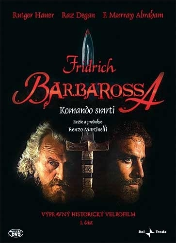 DVD Fridrich Barbarossa 1