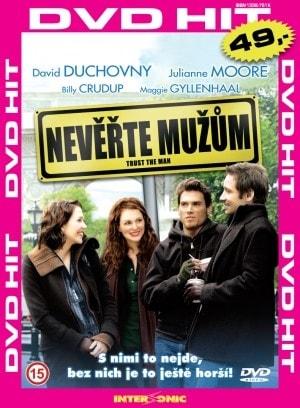 DVD Nevěřte mužům