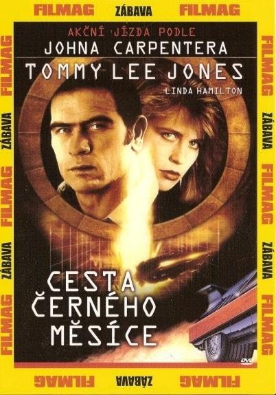 DVD Cesta Černého měsíce