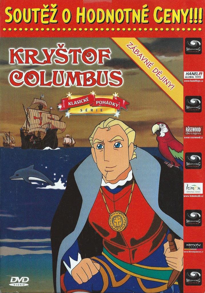 DVD Kryštof Columbus