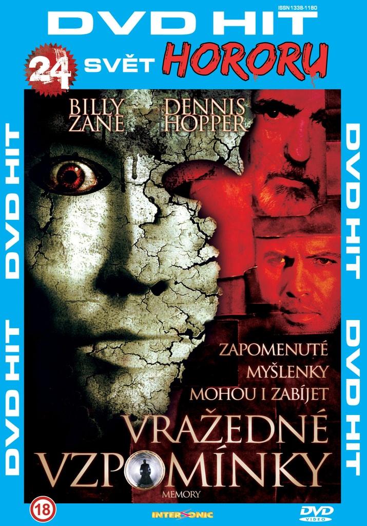 DVD Vražedné vzpomínky